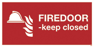 Firedoor - keep closed