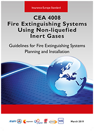 CEA 4008 Fire Extinguishing Systems